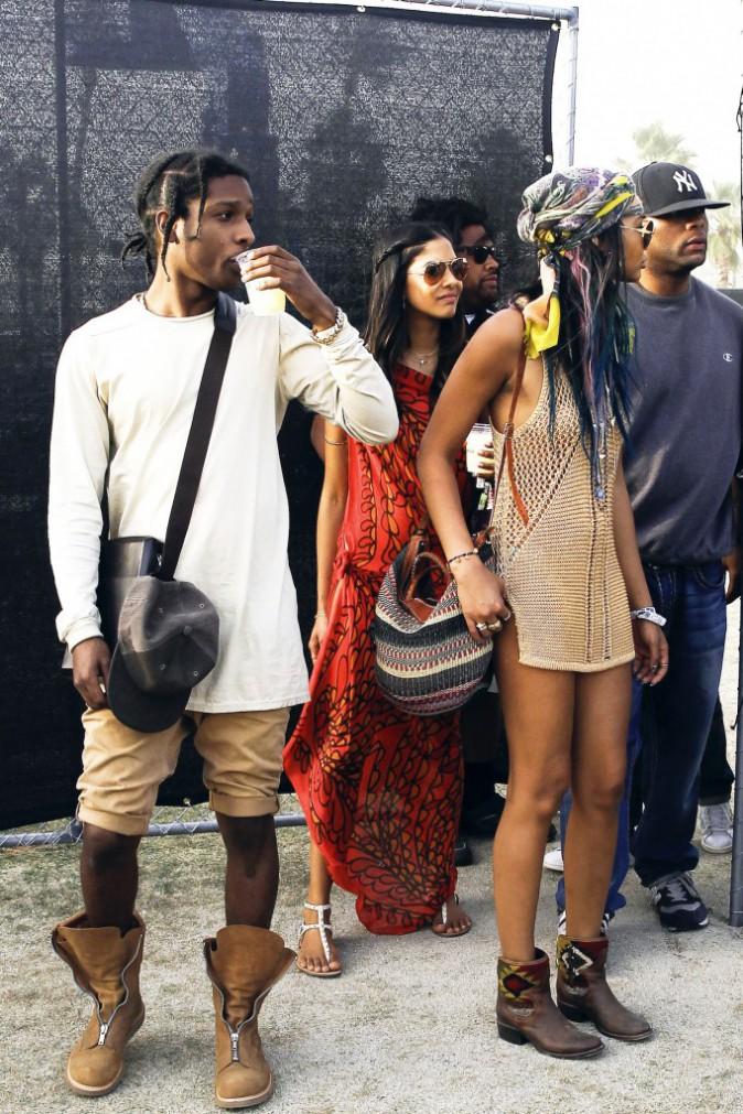 En direct de Fashionland : A$AP Rocky