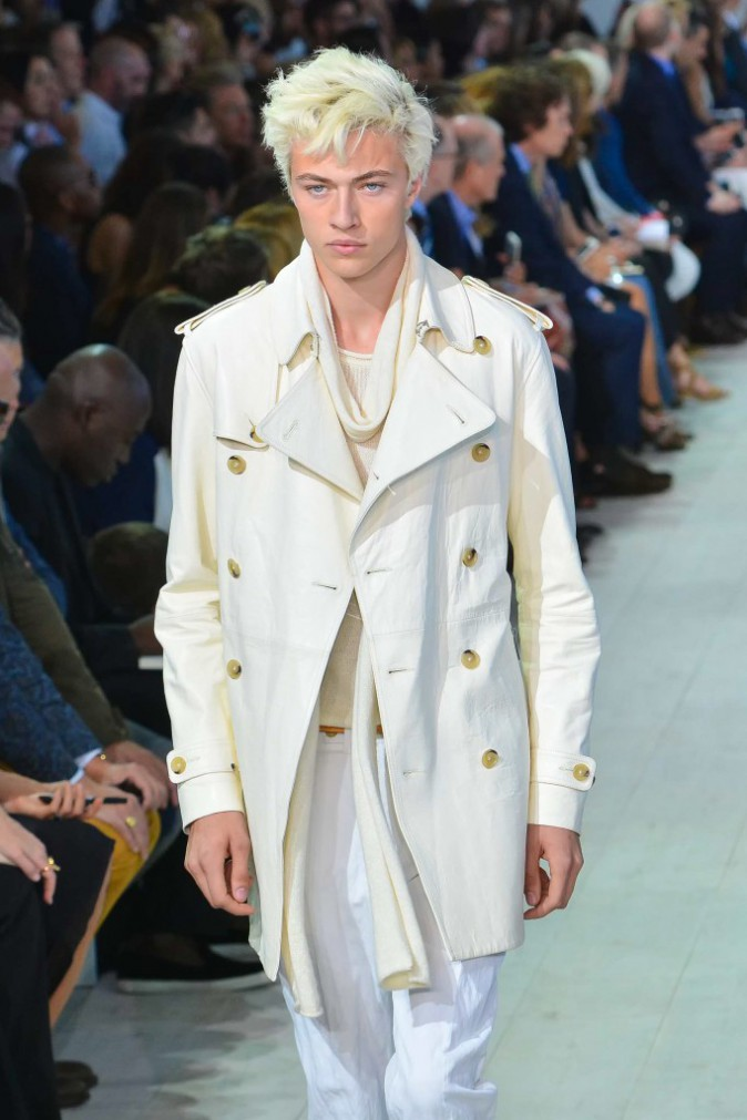 Lucky Blue Smith pour Michael Kors Collection !