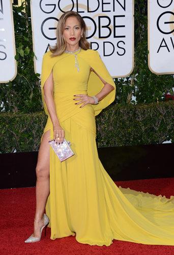 Jennifer Lopez en Giambattista Valli