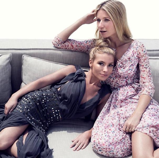 Photos : Gwyneth Paltrow remplace sa BFF Beyoncé par son coach sportif !
