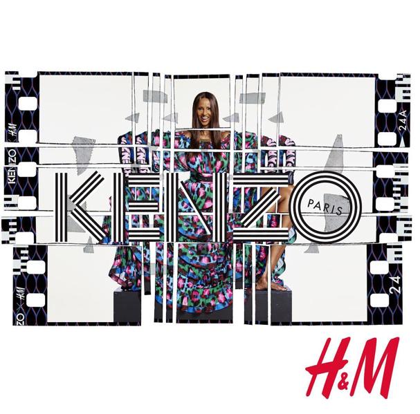 Photos : H&M et Kenzo dévoilent trois looks de leur collection capsule !