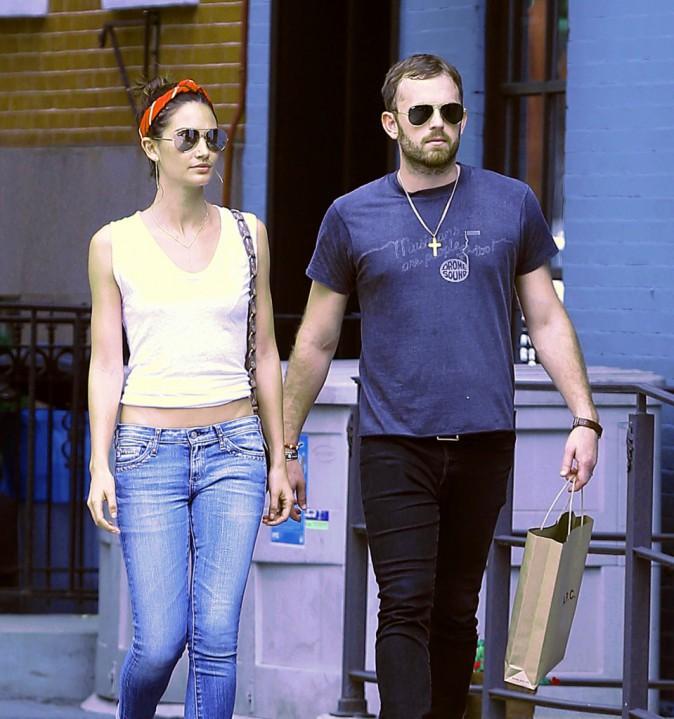 Caleb Followill, le chanteur du groupe Kings of Leon, est marié à Lily Aldridge
