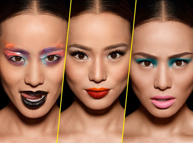Photos : Jamie Chung : star de la nouvelle campagne Make Up For Ever !