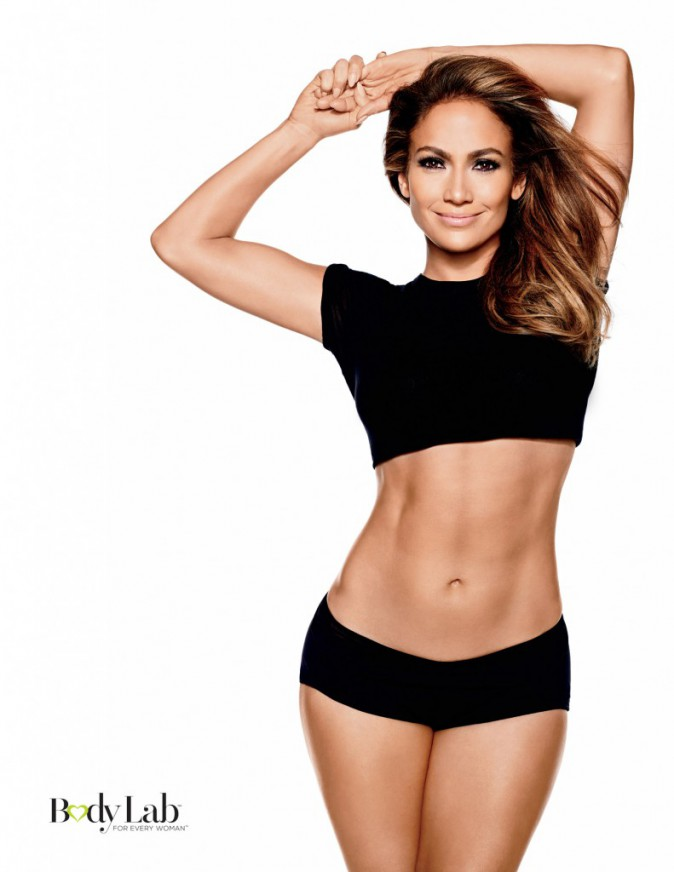 Photos : Jennifer Lopez : elle dévoile son corps caliente pour BodyLab !