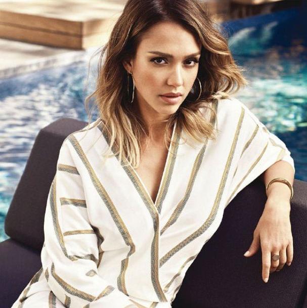 Photos : Jessica Alba, 34 ans et toujours aussi belle au couv' de More Magazine !