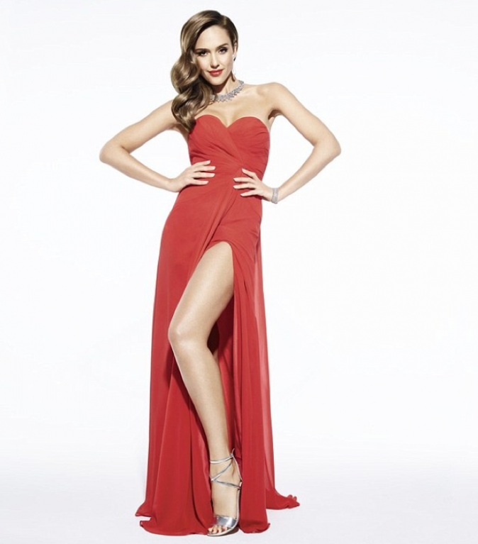 Jessica Alba, Actrice, Mode, Fashion, Beauté, Braun