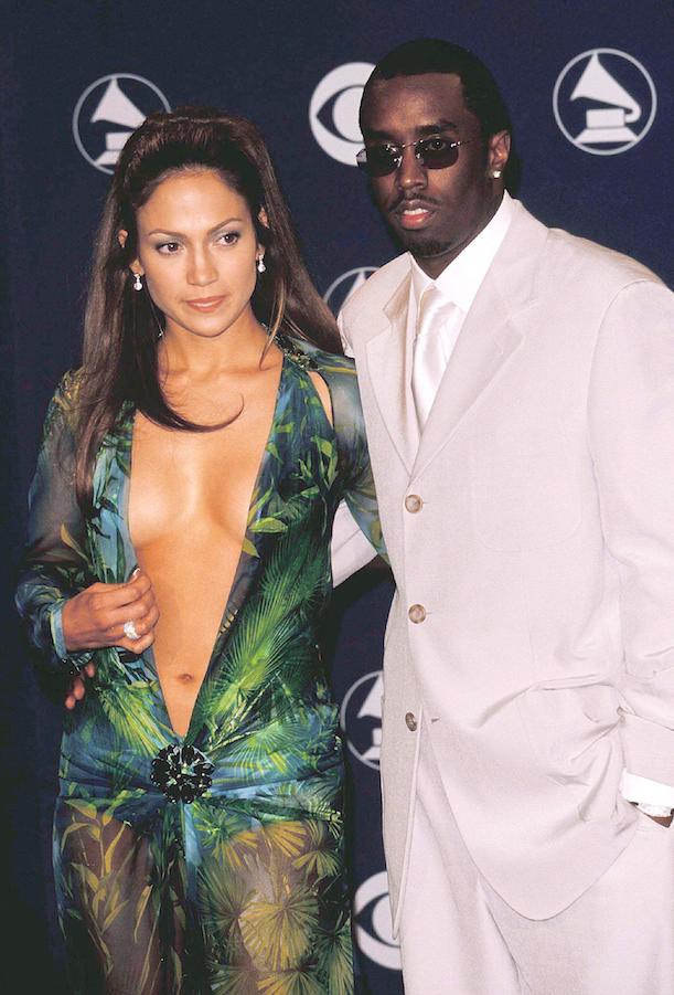 Jennifer Lopez et P. Diddy