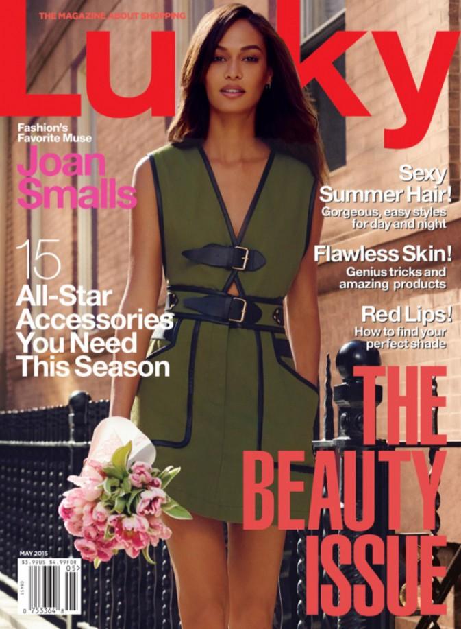 Photos : Joan Smalls, champêtre et naturelle pour Style Magazine !