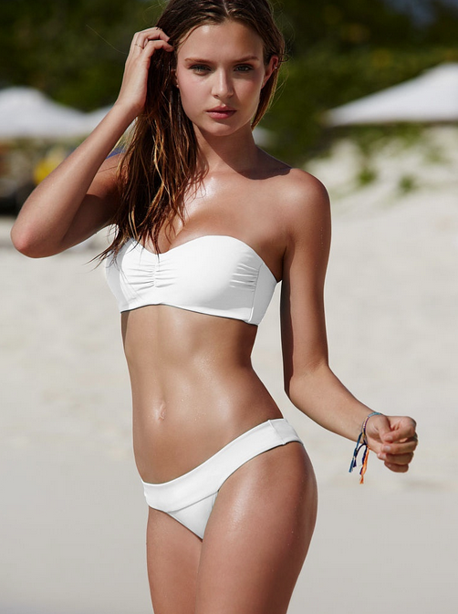 Josephine Skriver pour Victoria's Secret