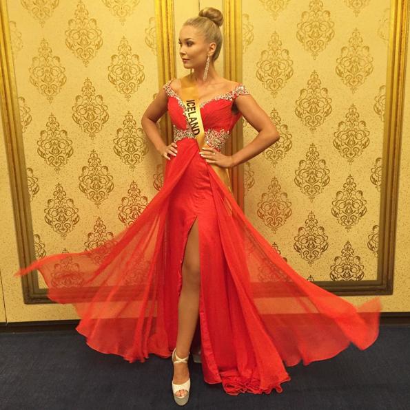 Photos : Jugée trop grosse, Miss Islande 2015 jette l'éponge !