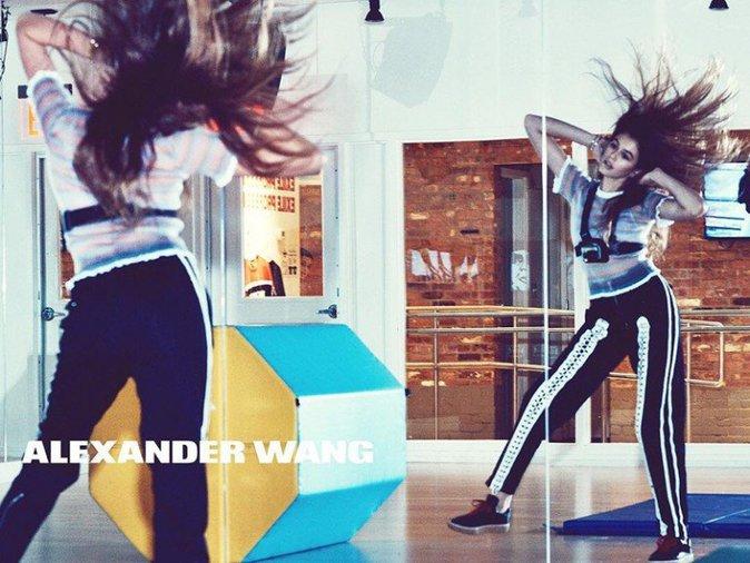 Photos : Kaïa Gerber, Anna Ewers, Aluna George... Un squad à nouveau réuni pour Alexander Wang