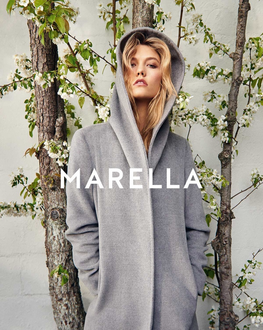 Karlie Kloss pour Marella