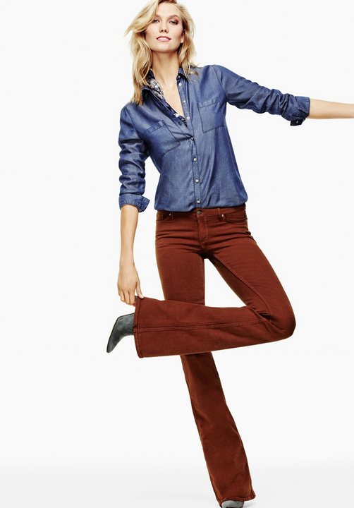 Photos : Karlie Kloss : rayonnante pour sa nouvelle campagne Lindex !