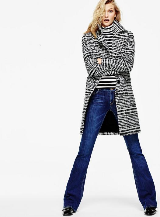 Photos : Karlie Kloss : rayonnante pour sa nouvelle campagne Lindex !