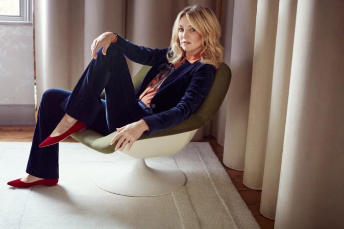 Photos : Kate Hudson : divine pour sa campagne Jimmy Choo !