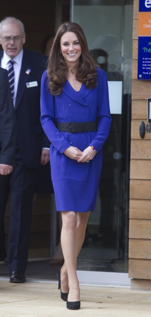 Kate Middleton à l'Hospice de Treehouse !