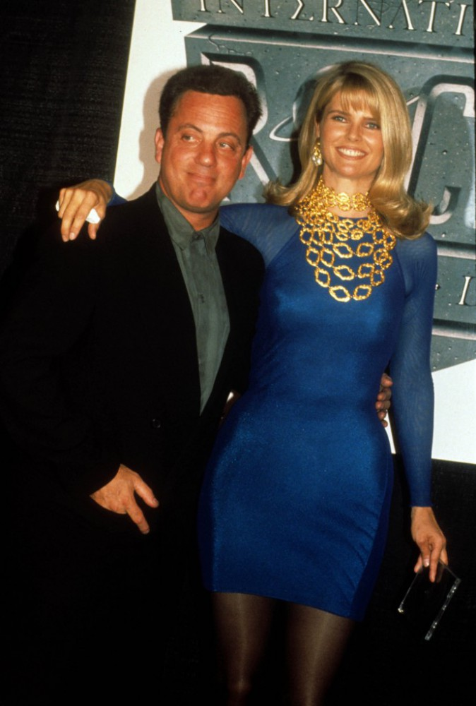 Christie Brinkley et Billy Joel