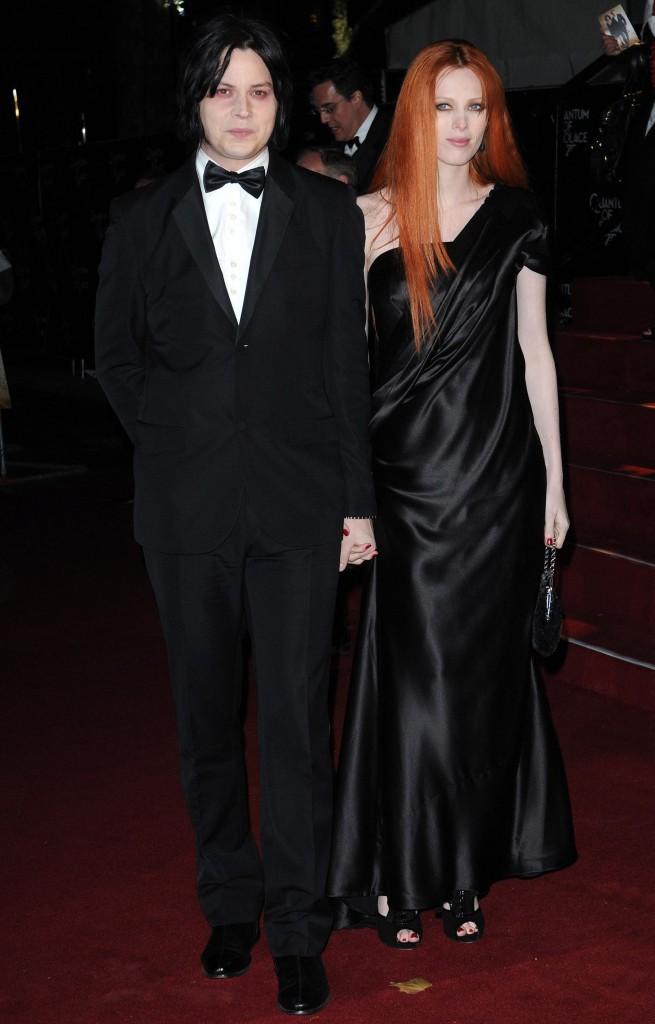 Karen Elson et Jack White