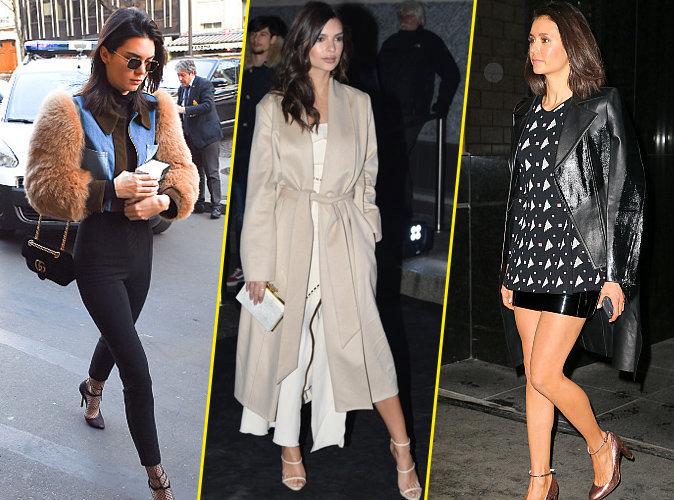 Kendall Jenner, Emily Ratajkowski, Nina Dobrev : Qui a été la plus stylée cette semaine ?