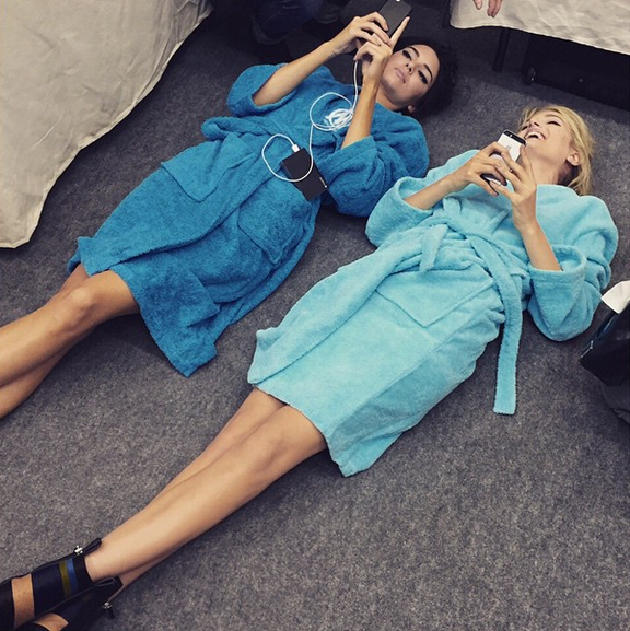Photos : Kendall Jenner et Lily Donaldson, les prochaines muses de Fendi !