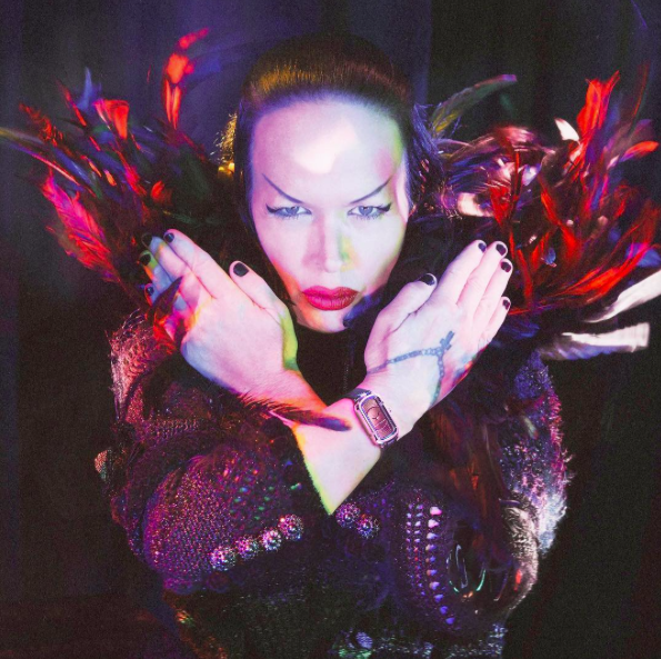 Campagne Marc Jacobs Automne/Hiver 2016 - Kembra
