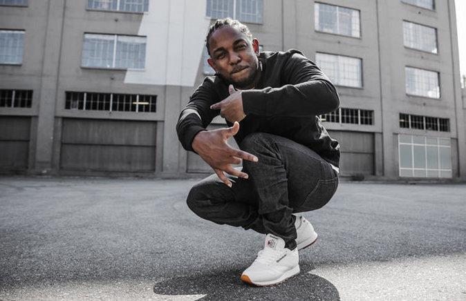 Photos : Kendrick Lamar x Reebok : il a trouvé chaussure à son pied !