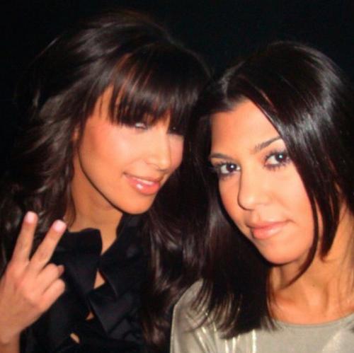 2006-2007 : Kim Kardashian ose la frange
