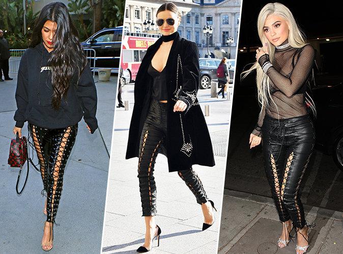 Kourtney Kardashian, Miranda Kerr, Kylie Jenner... Qui porte le mieux le