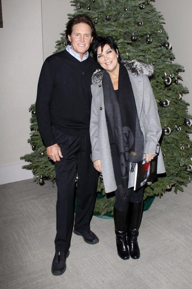 Bruce et Kris Jenner