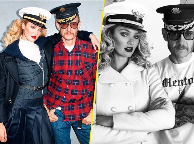 L'Ange Candice Swanepoel : sexy la pilote !