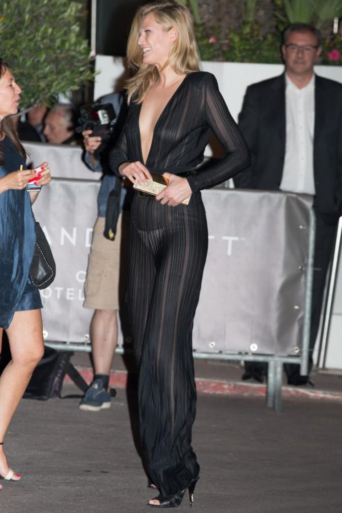 Toni Garrn porte la culotte !