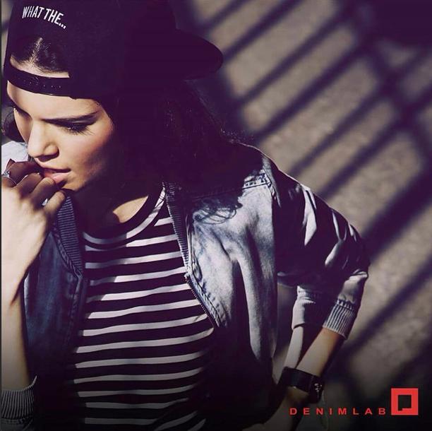 La première campagne de Kendall Jenner pour Penshoppe : hot en total look denim !