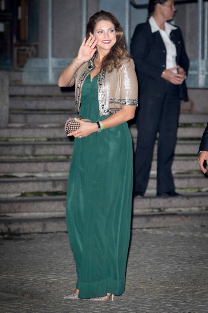 La princesse Madeleine de Suisse