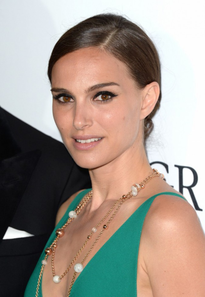 Les plus beaux beauty look de la soirée de Grisogono : Natalie Portman