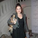 Marilou Berry à la soirée de Gala organisée par Lancel