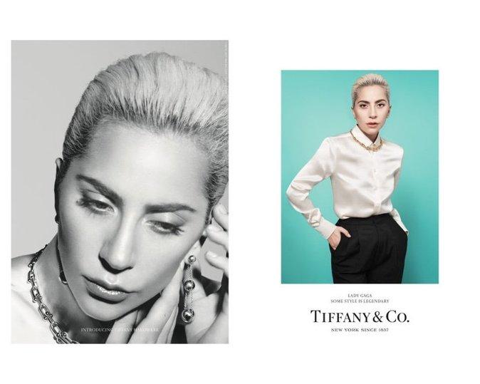 Lady Gaga pour Tiffany & Co : une histoire d'amour qui perdure...