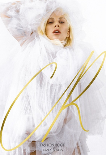 Photos : Lady Gaga : une future mariée très rock'n'roll pour Carine Roitfeld !