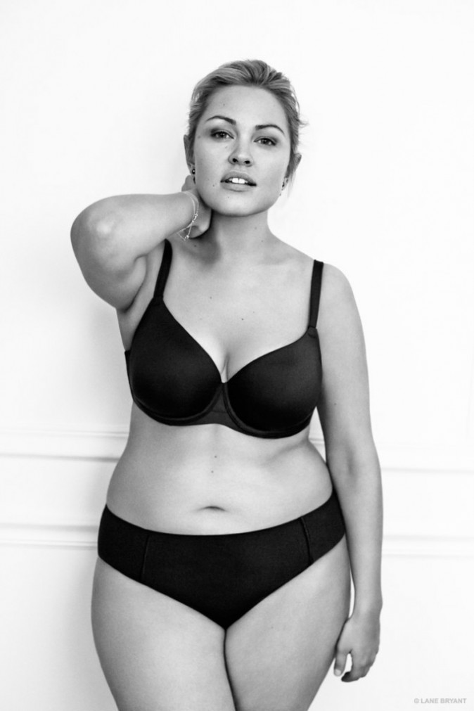 Photos : Lane Bryant s'impose comme concurrent direct de Victoria's Secret !