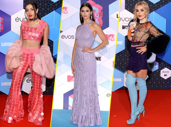 Photos : Le meilleur et le pire des looks des MTV European Music Awards !