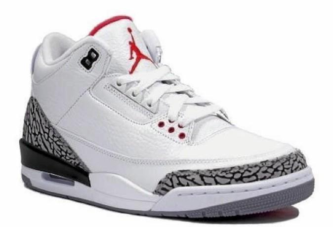 Air Jordan 3, Nike 160 €