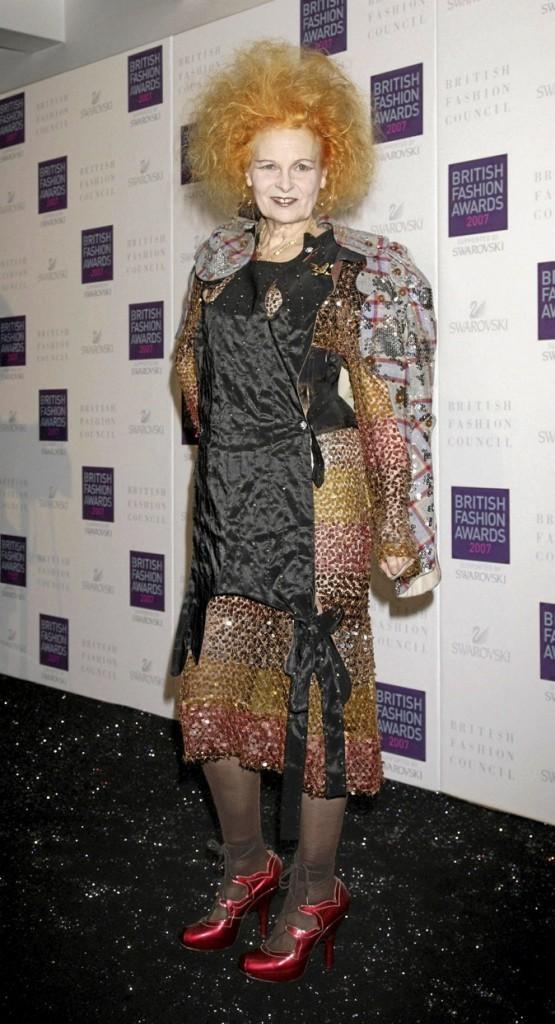Vivienne Westwood : sa créatrice préférée !