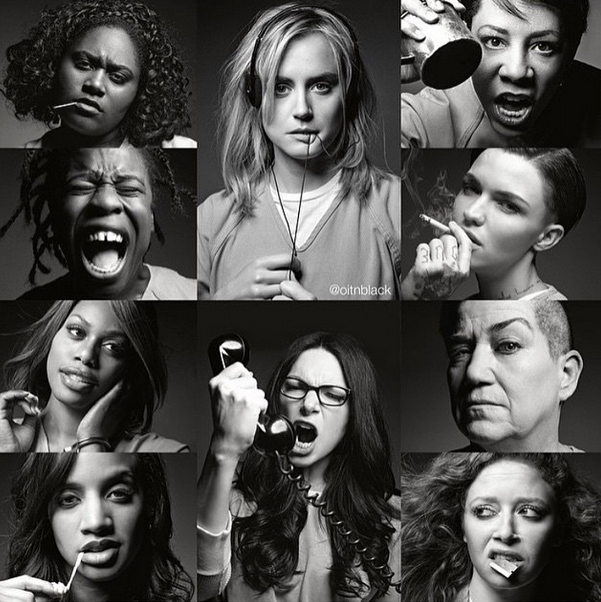 La troupe d'Orange Is The New Black réunit pour Rolling Stone !