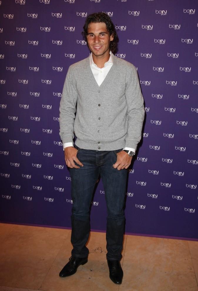 Rafael Nadal, so sweet !