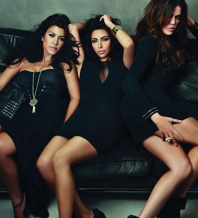 Aimez-vous la nouvelle campagne des Kardashian ?
