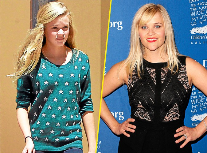 Reese Witherspoon & Ava : assumer sa ressemblance...