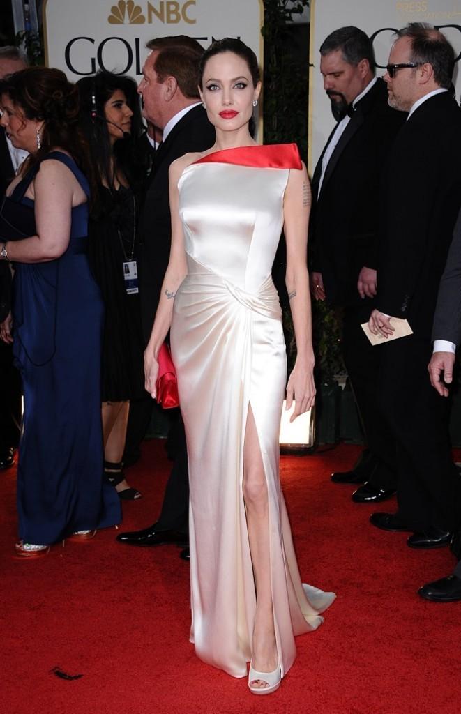 Angelina Jolie, l'élégance incarnée !