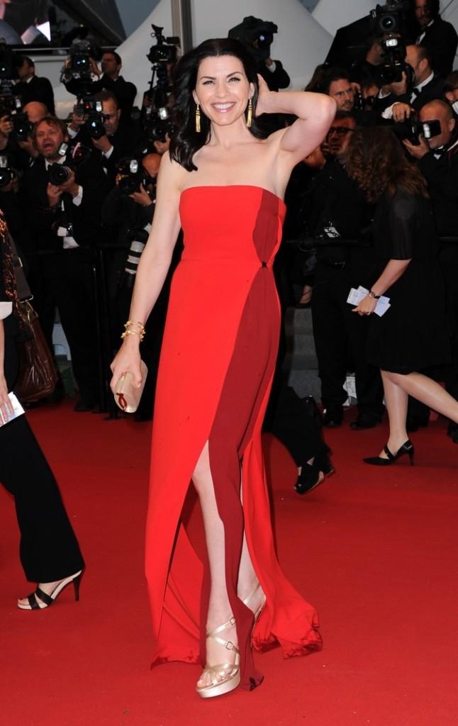Julianna Margulies, glamour comme jamais !