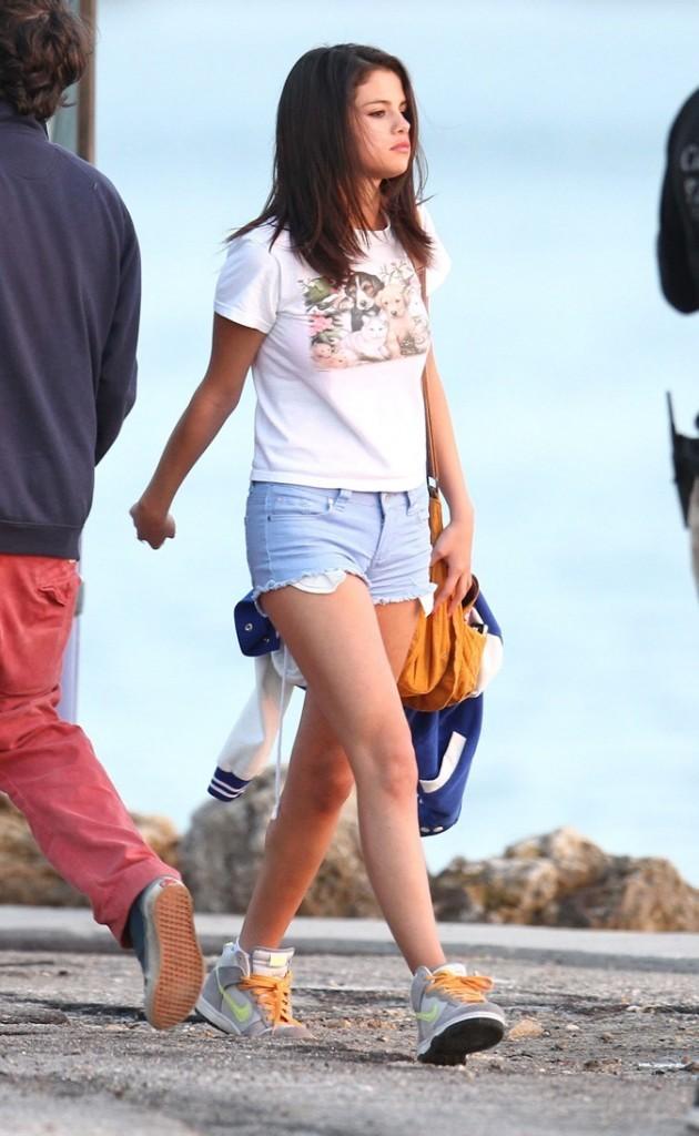La jolie Selena Gomez !