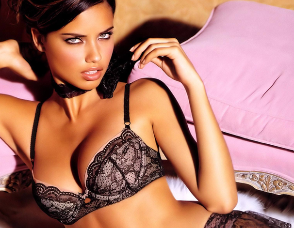 10. Adriana Lima