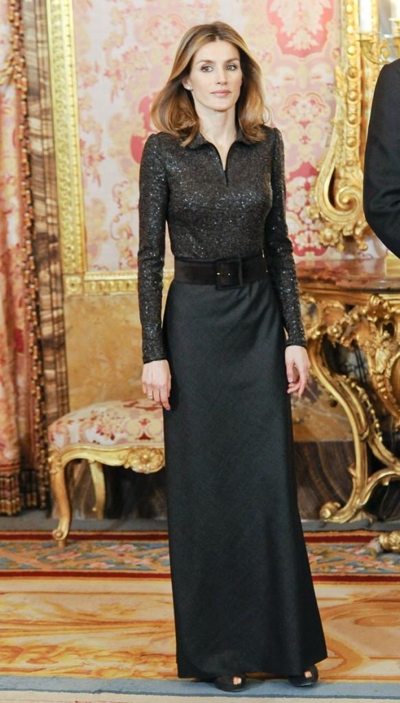 Une de ses plus belles tenues !